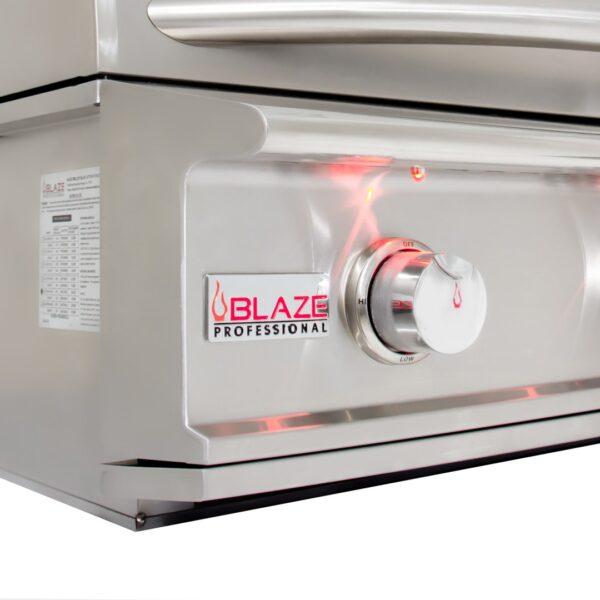 Blaze Pro 4 Burner 24 1