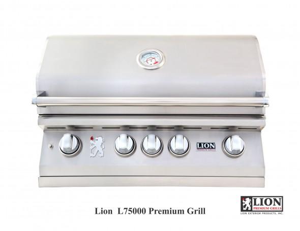 L75000 Premium Grill C 590x455