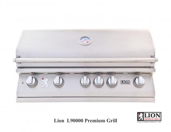 L90000 Premium Grill C 590x455