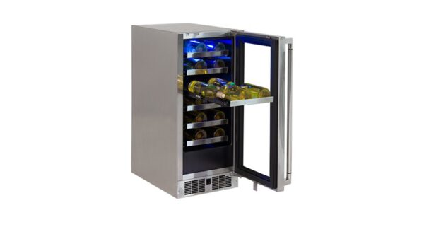 LM15WINER 15 Outdoor Wine Cellar Right Hinge