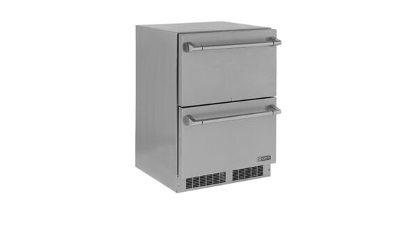 LM24DWR 24 Double Drawer Outdoor Refrigerator