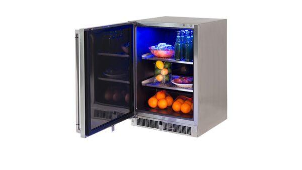 LM24REFL 24 Outdoor Refrigerator Left Hinge