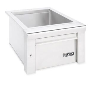 LSK18 Lynx Professional 18 Sink With Drain