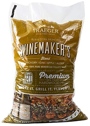 Winemakers Blend Traeger